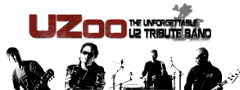 UZoo - The Unforgetable U2 Tribute Band